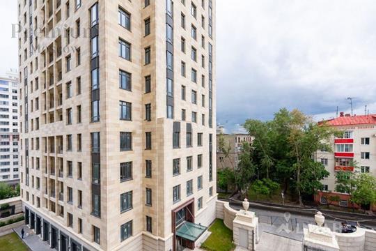 5-комнатная квартира, 225.07 м<sup>2</sup>, 16 этаж