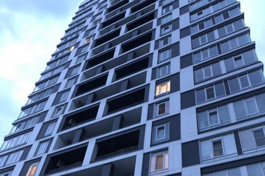 Квартира свободной планировки, 76.8 м<sup>2</sup>, 11 этаж