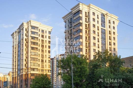 3-комнатная квартира, 102 м<sup>2</sup>, 2 этаж