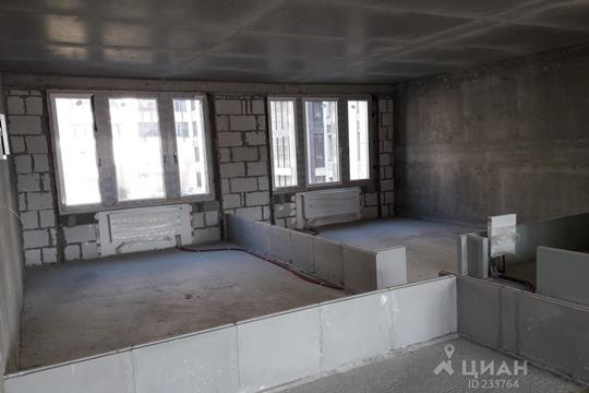 4-комнатная квартира, 136.4 м<sup>2</sup>, 3 этаж
