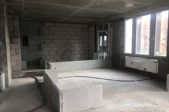 5-комнатная квартира, 140 м<sup>2</sup>, 6 этаж