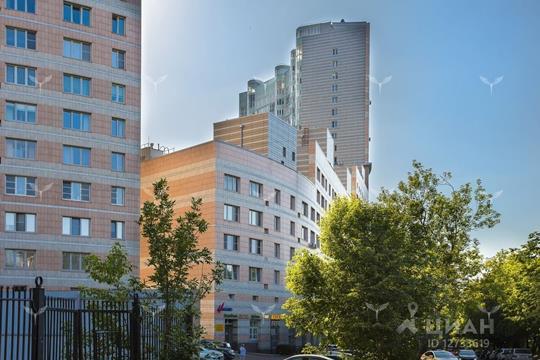3-комнатная квартира, 127.8 м<sup>2</sup>, 18 этаж