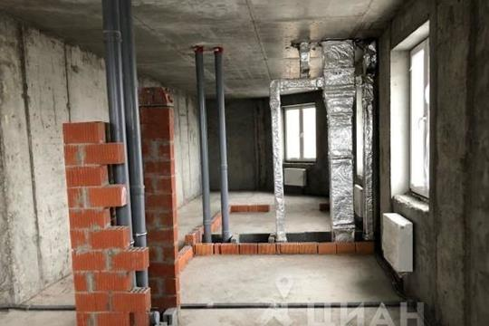 Квартира свободной планировки, 136.4 м<sup>2</sup>, 9 этаж