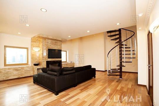 5-комнатная квартира, 254 м<sup>2</sup>, 38 этаж