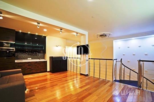 Многокомнатная квартира, 260 м<sup>2</sup>, 38 этаж
