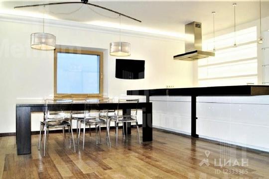 Многокомнатная квартира, 260 м<sup>2</sup>, 37 этаж