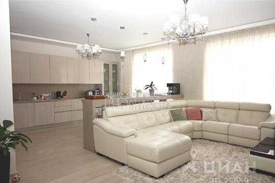 3-комнатная квартира, 123 м<sup>2</sup>, 23 этаж