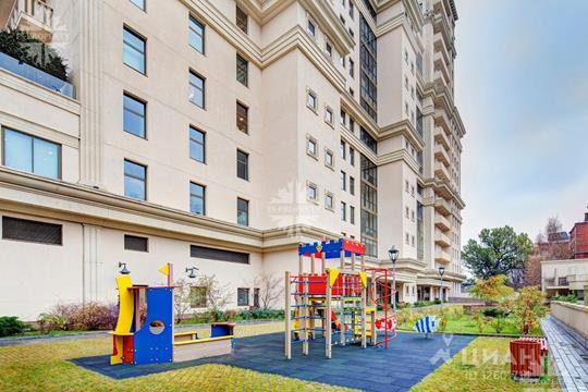 Многокомнатная квартира, 462 м<sup>2</sup>, 13 этаж