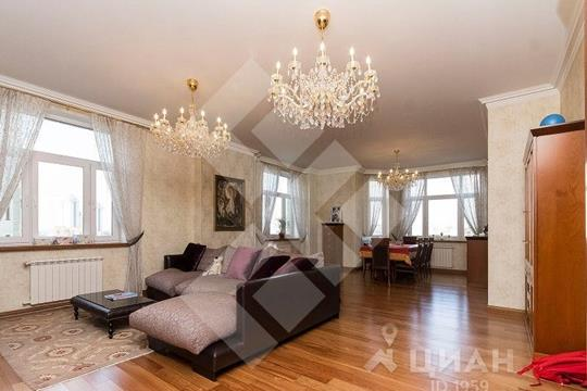 Многокомнатная квартира, 260 м<sup>2</sup>, 8 этаж