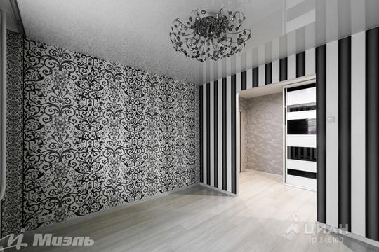 3-комнатная квартира, 76.3 м<sup>2</sup>, 8 этаж