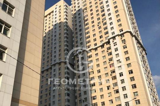 3-комнатная квартира, 106 м2, 8 этаж