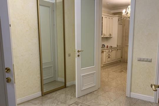 3-комнатная квартира, 99.6 м<sup>2</sup>, 24 этаж