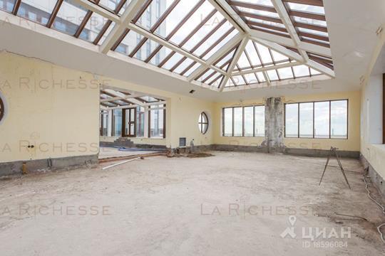 Многокомнатная квартира, 600 м<sup>2</sup>, 44 этаж