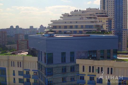 Многокомнатная квартира, 2244 м<sup>2</sup>, 16 этаж