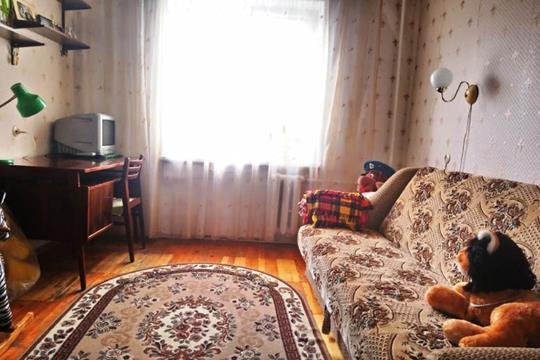 2-комнатная квартира, 50 м<sup>2</sup>, 5 этаж