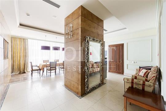 4-комнатная квартира, 169 м<sup>2</sup>, 56 этаж