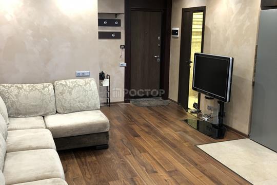 1-комнатная квартира, 40 м<sup>2</sup>, 15 этаж