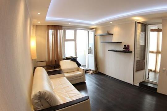 2-комнатная квартира, 56 м2, 23 этаж