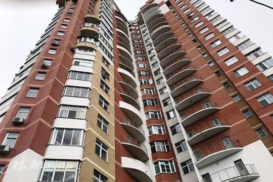 3-комнатная квартира, 90.1 м<sup>2</sup>, 19 этаж