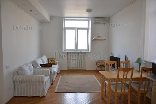 Квартира свободн. план., 55 м2, 7 этаж