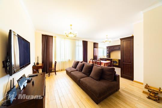 3-комнатная квартира, 130.4 м<sup>2</sup>, 16 этаж