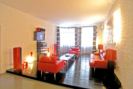 3-комн квартира, 141 м2, 3 этаж