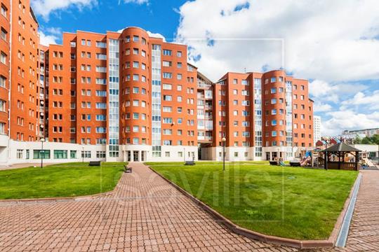 3-комнатная квартира, 186 м2, 2 этаж