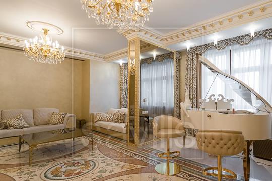 Многокомнатная квартира, 480 м2, 6 этаж