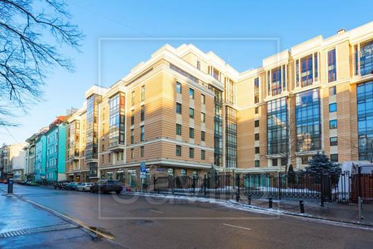 4-комнатная квартира, 206 м<sup>2</sup>, 7 этаж