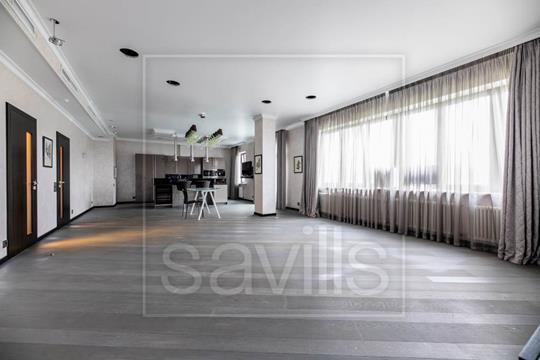 3-комнатная квартира, 174 м<sup>2</sup>, 5 этаж