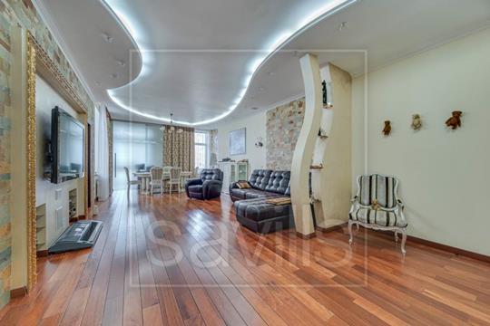 4-комнатная квартира, 164 м<sup>2</sup>, 6 этаж