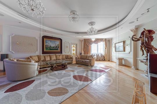 Комната в квартире, 331 м<sup>2</sup>, 3 этаж
