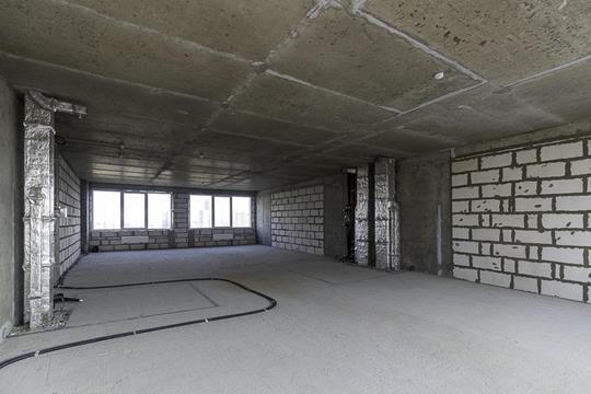 1-комн квартира, 53 м2, 9 этаж