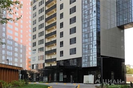 5-комнатная квартира, 156.8 м2, 19 этаж