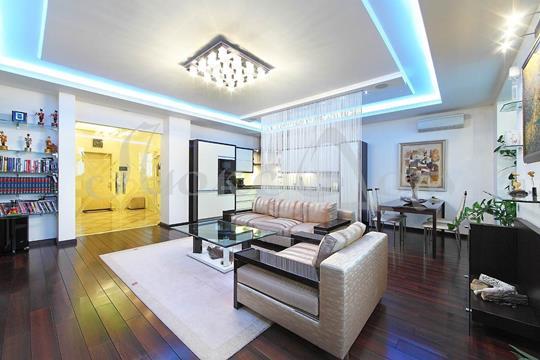 2-комнатная квартира, 125 м<sup>2</sup>, 23 этаж