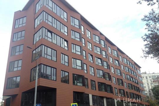 3-комнатная квартира, 121.2 м<sup>2</sup>, 4 этаж