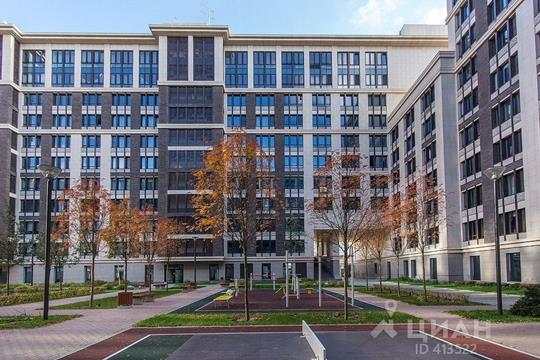 3-комнатная квартира, 105.6 м<sup>2</sup>, 7 этаж