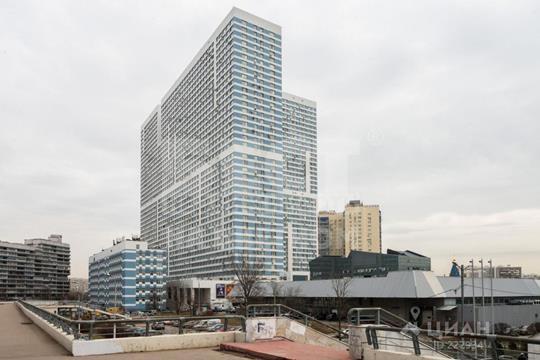 4-комнатная квартира, 133.6 м<sup>2</sup>, 34 этаж