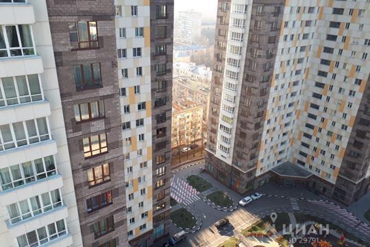 4-комнатная квартира, 135 м<sup>2</sup>, 16 этаж