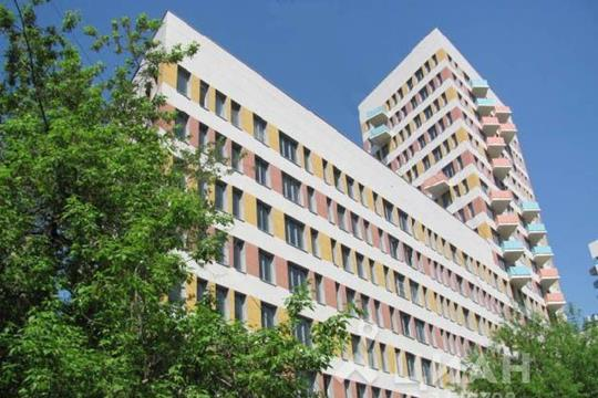 4-комнатная квартира, 136 м<sup>2</sup>, 2 этаж