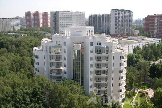 5-комнатная квартира, 625 м<sup>2</sup>, 9 этаж