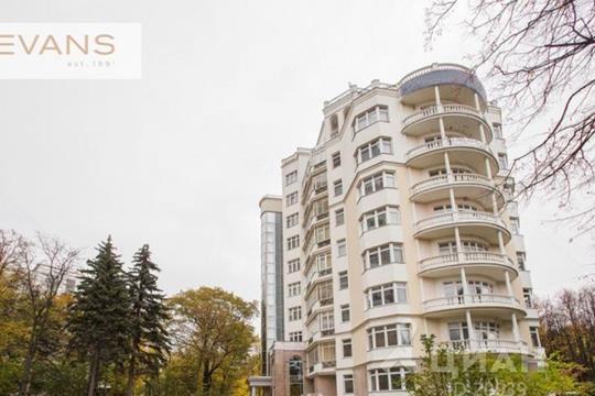 Квартира свободной планировки, 625 м<sup>2</sup>, 8 этаж