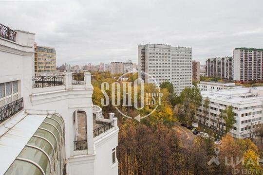 Многокомнатная квартира, 625 м<sup>2</sup>, 8 этаж