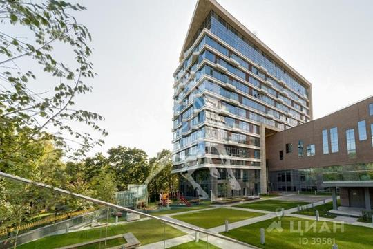 3-комнатная квартира, 103 м<sup>2</sup>, 6 этаж