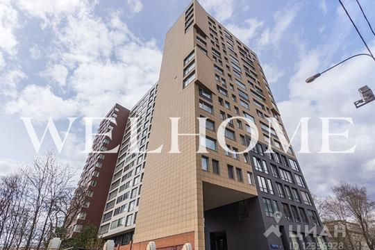 4-комнатная квартира, 126 м<sup>2</sup>, 7 этаж