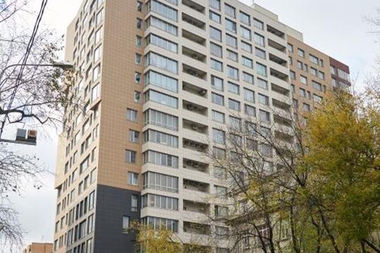 4-комнатная квартира, 159 м<sup>2</sup>, 15 этаж