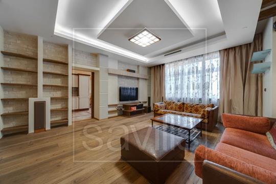 3-комнатная квартира, 117 м<sup>2</sup>, 15 этаж
