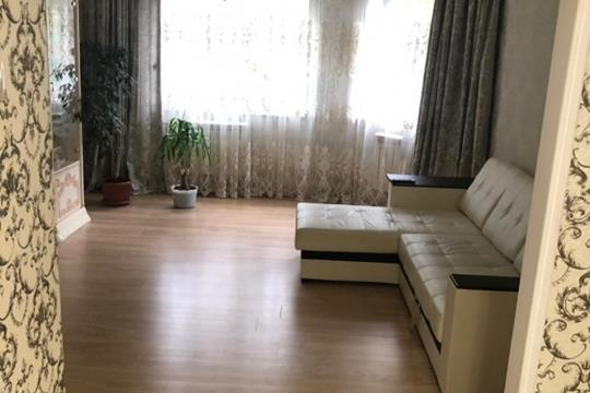 2-комнатная квартира, 60.2 м2, 1 этаж