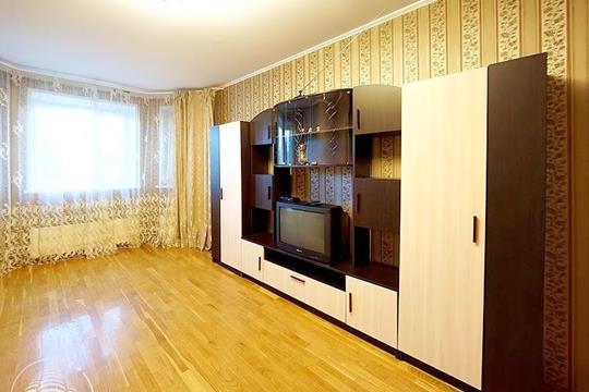 1-комнатная квартира, 56 м<sup>2</sup>, 4 этаж