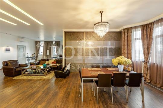 3-комн квартира, 175 м2, 11 этаж